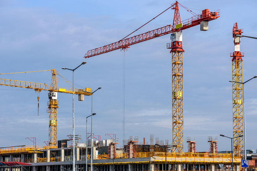 Construction Fall Protection Systems